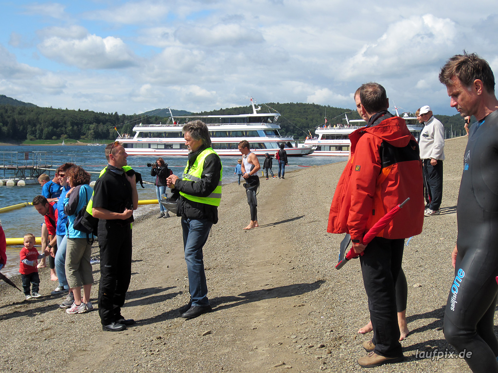Waldecker Edersee Triathlon  2011 - 22