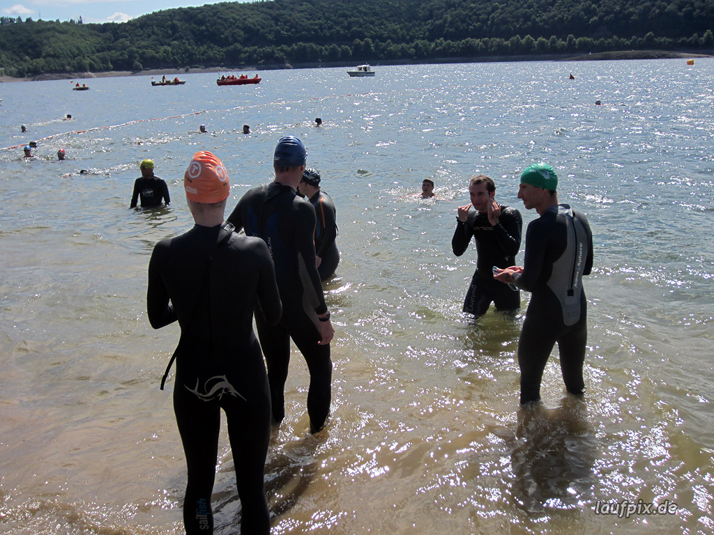 Waldecker Edersee Triathlon  2011 - 23
