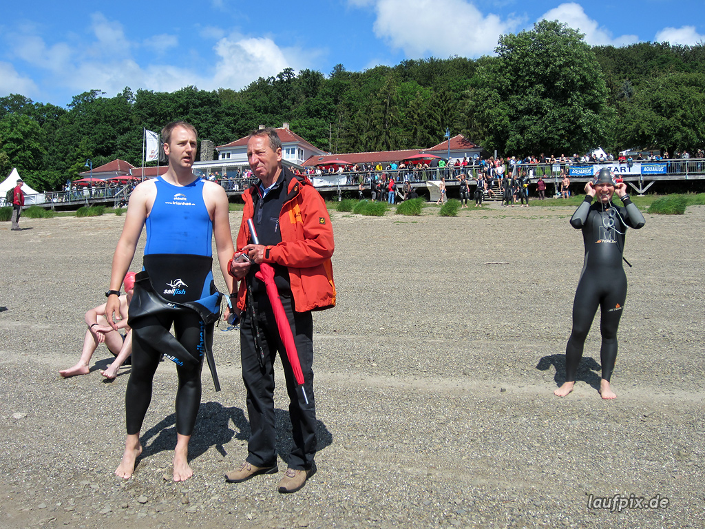 Waldecker Edersee Triathlon  2011 - 25