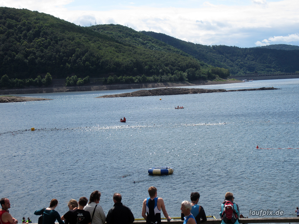 Waldecker Edersee Triathlon  2011 - 62
