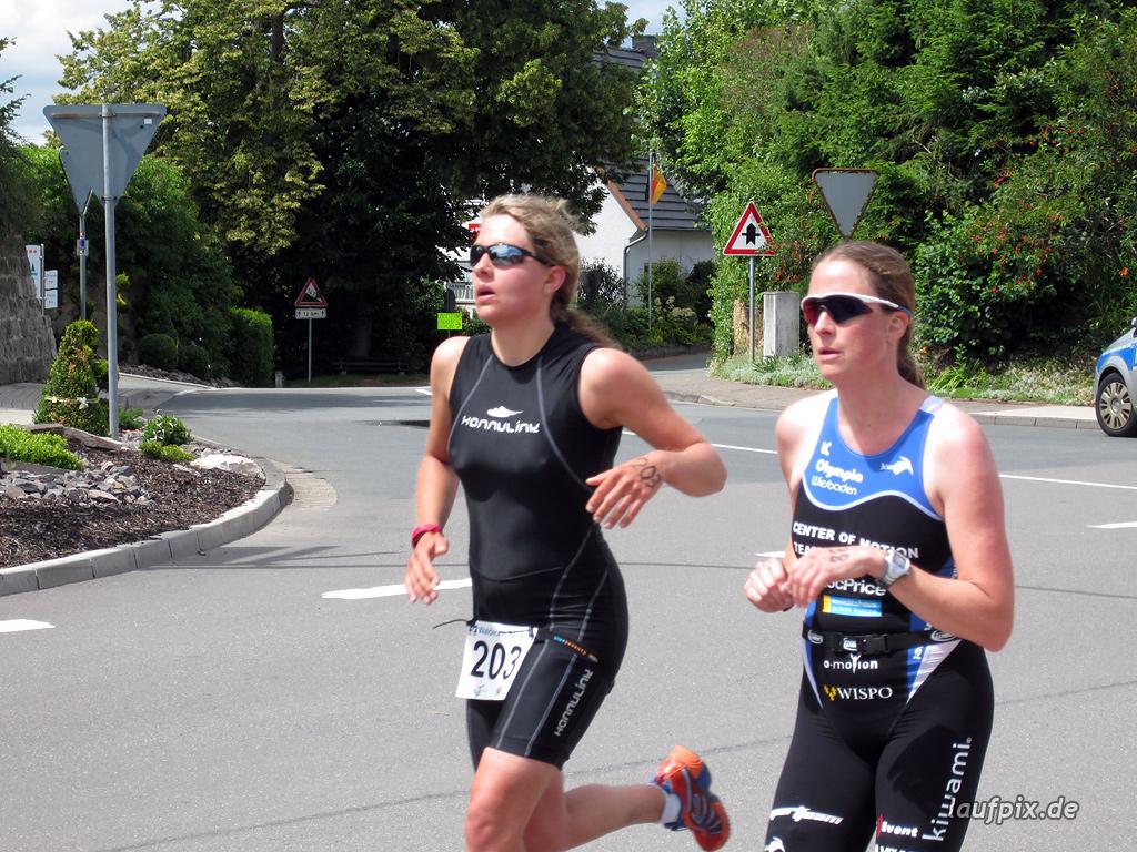 Waldecker Edersee Triathlon  2011 - 658