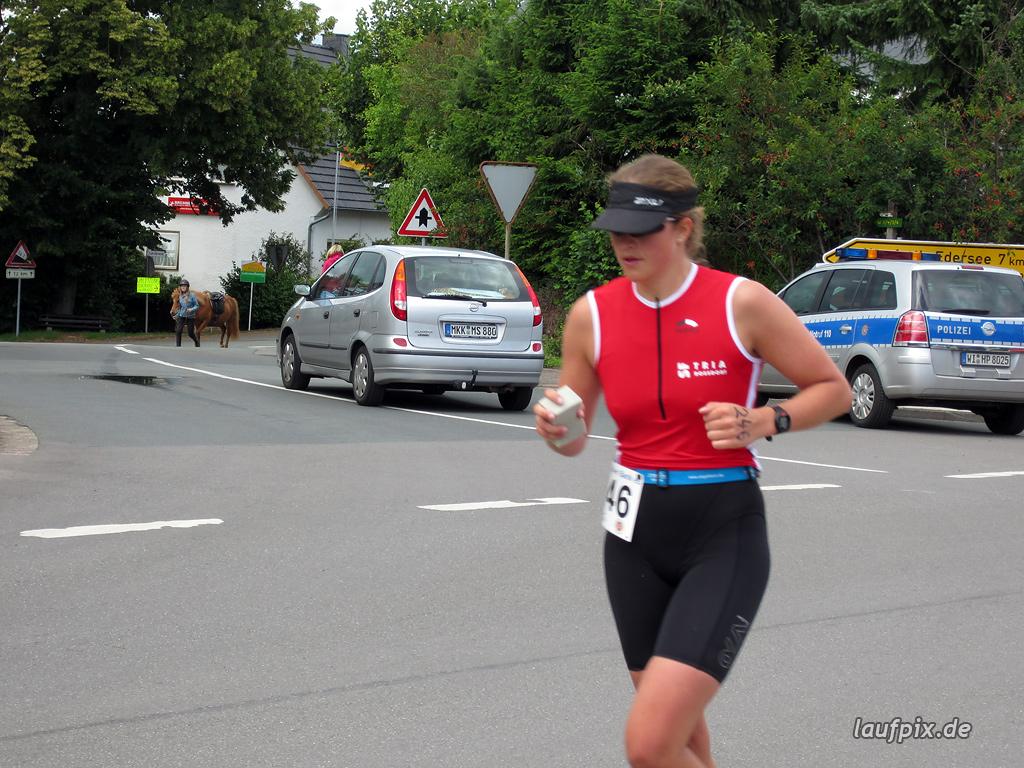 Waldecker Edersee Triathlon  2011 - 672