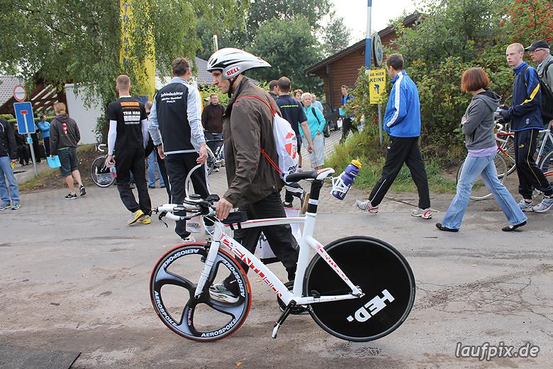 Sassenberger Triathlon  - CheckIn 2011