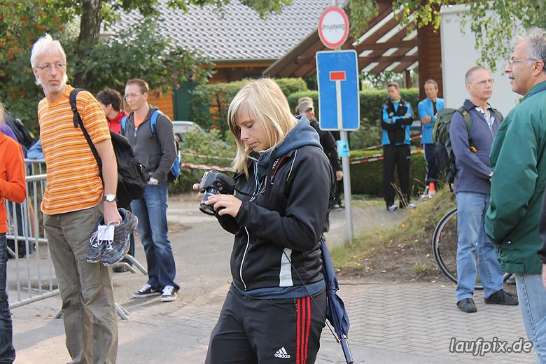 Sassenberger Triathlon  - CheckIn 2011 - 12