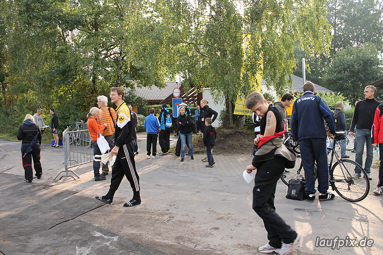 Sassenberger Triathlon  - CheckIn 2011 - 13