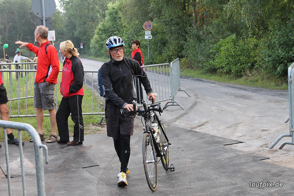 Sassenberger Triathlon  - CheckIn 2011 Foto (1)