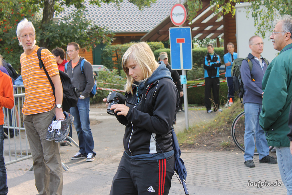 Sassenberger Triathlon  - CheckIn 2011 Foto (1)
