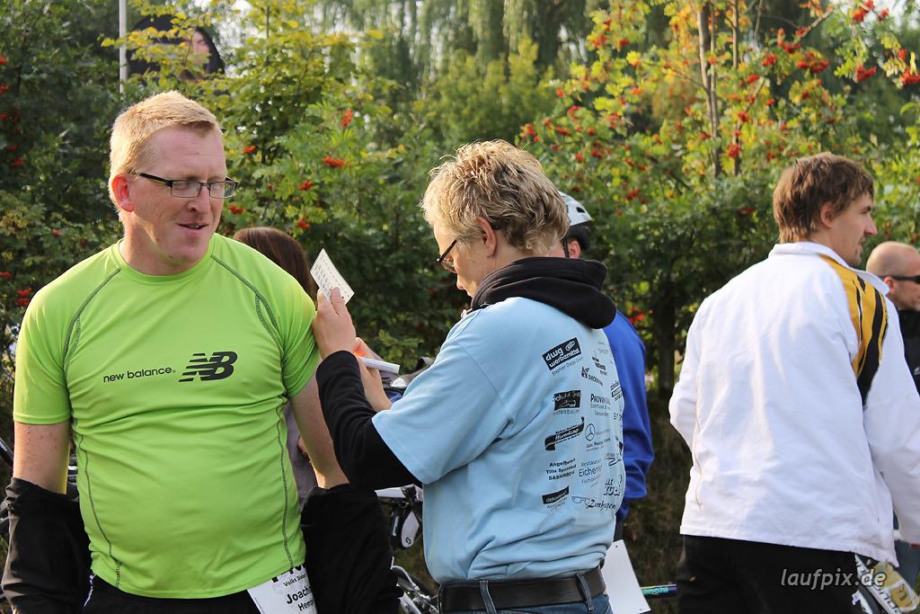 Sassenberger Triathlon  - CheckIn 2011 Foto (14)