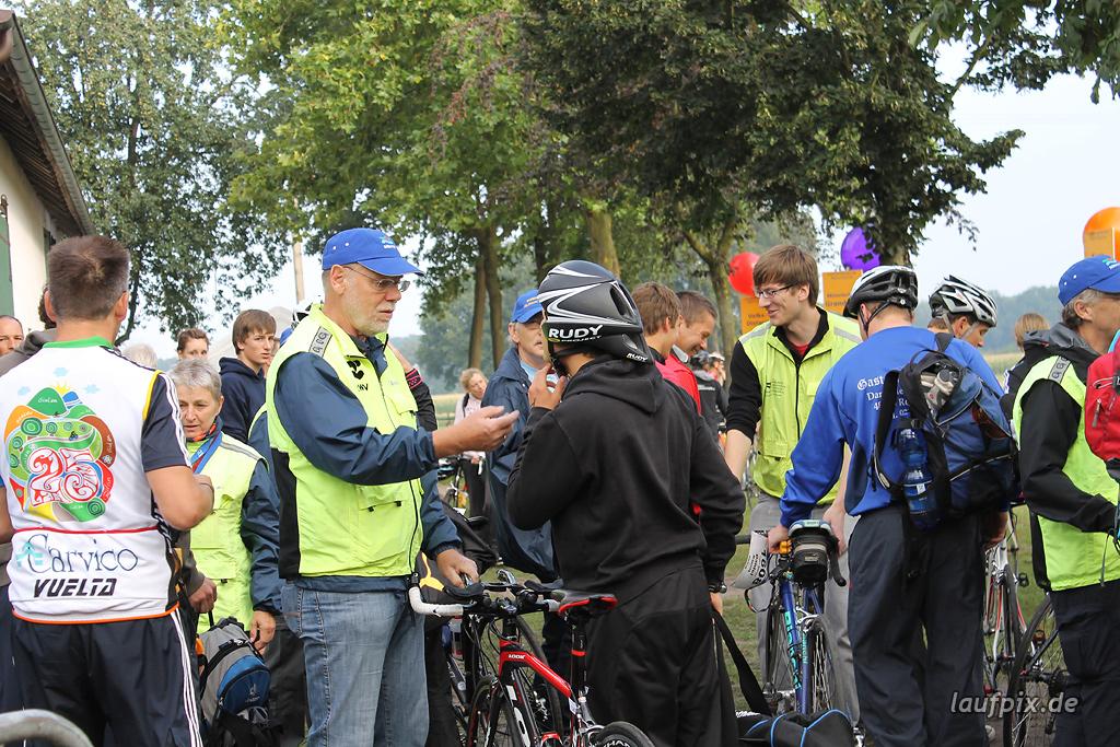 Sassenberger Triathlon  - CheckIn 2011 Foto (15)
