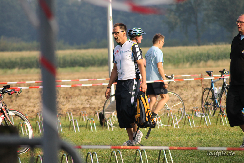 Sassenberger Triathlon  - CheckIn 2011 - 23