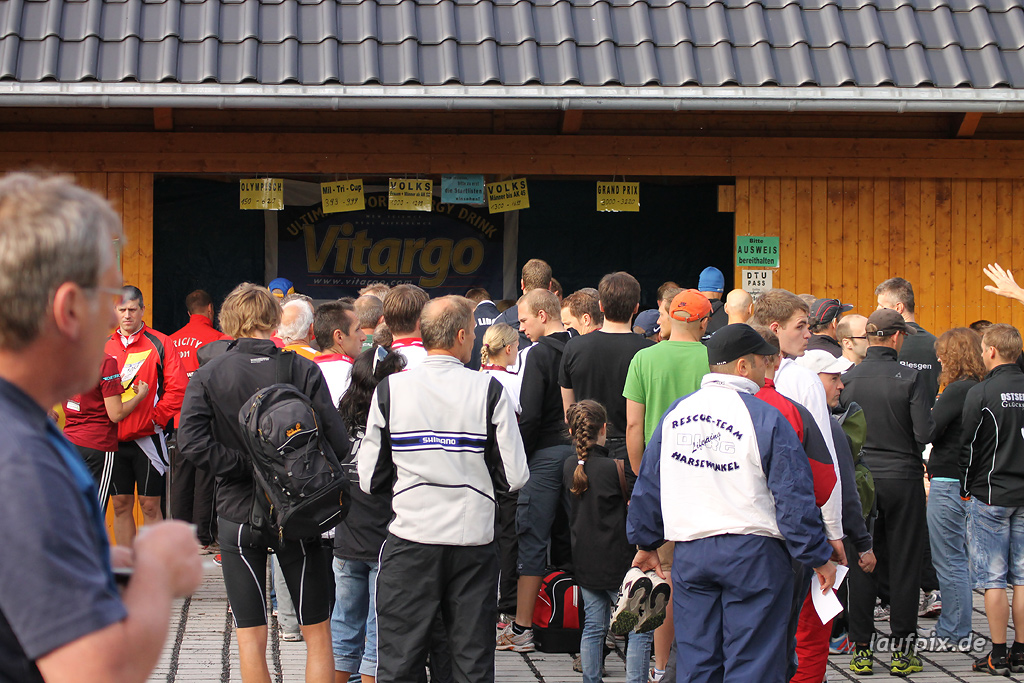 Sassenberger Triathlon  - CheckIn 2011 - 32