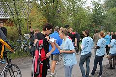Sassenberger Triathlon  - CheckIn 2011 - 3