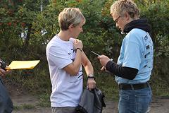 Sassenberger Triathlon  - CheckIn 2011 - 11