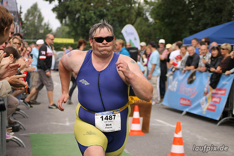 Sassenberger Triathlon - Run 2011 - 866