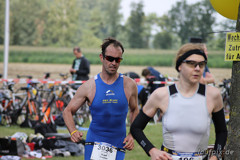 Sassenberger Triathlon - Run 2011 - 1010
