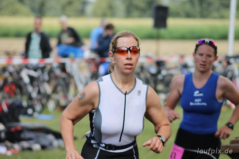 Sassenberger Triathlon - Run 2011 - 1016