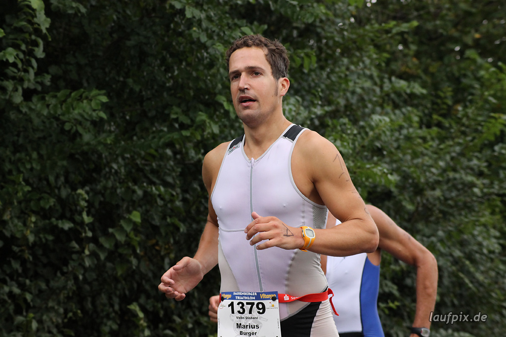Sassenberger Triathlon - Run 2011 - 23