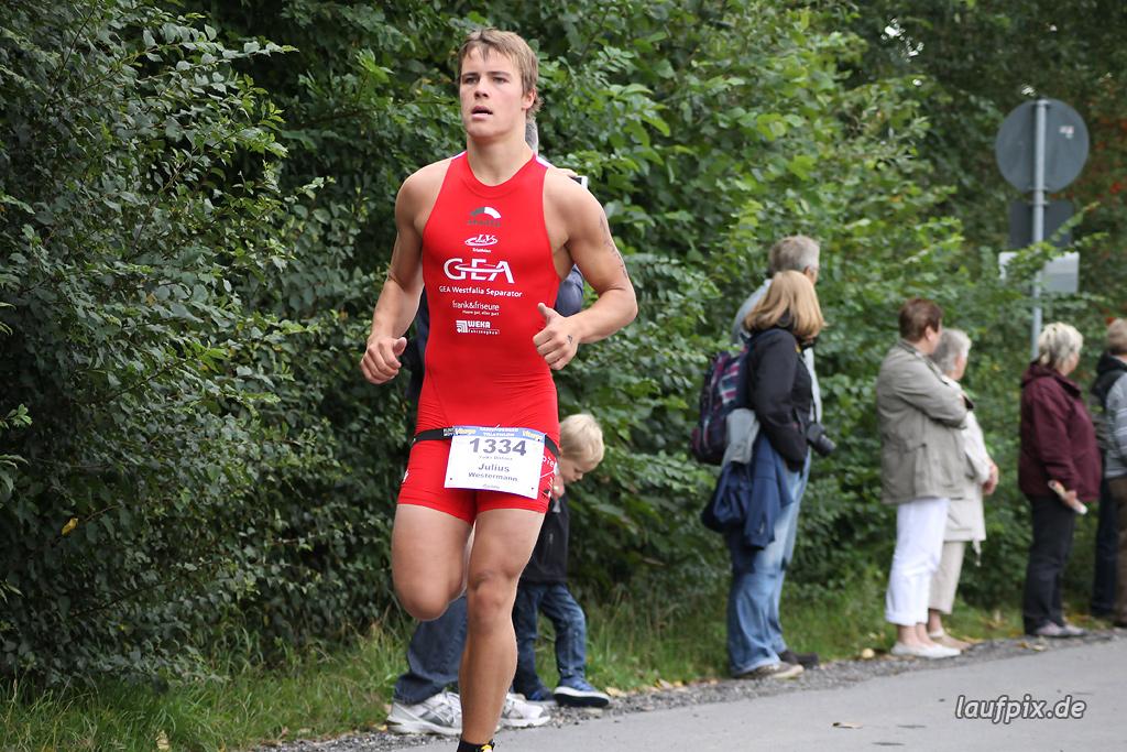 Sassenberger Triathlon - Run 2011 - 64