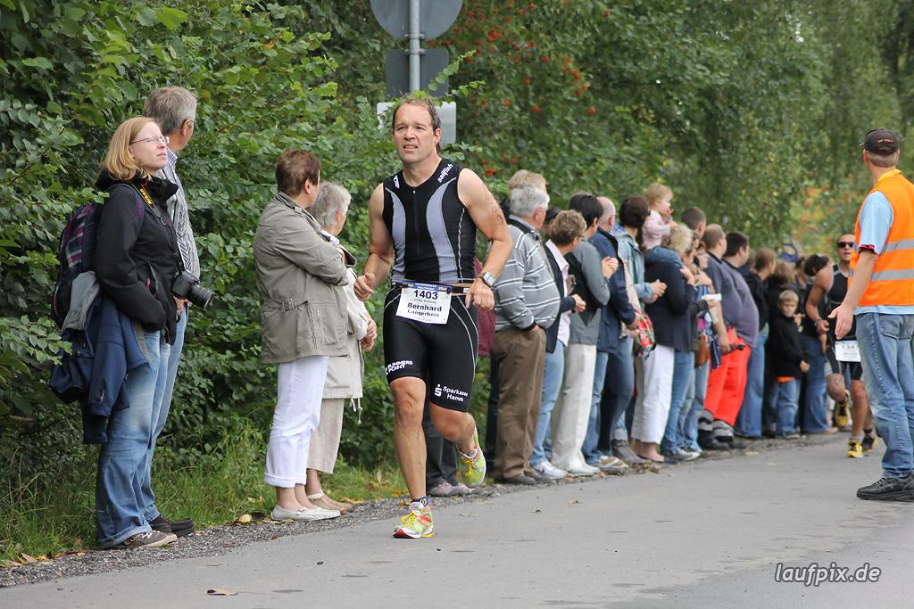 Sassenberger Triathlon - Run 2011 - 69