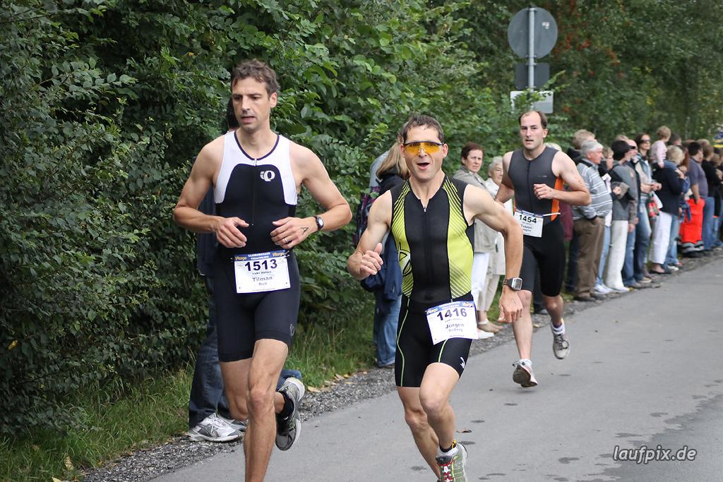 Sassenberger Triathlon - Run 2011 - 103