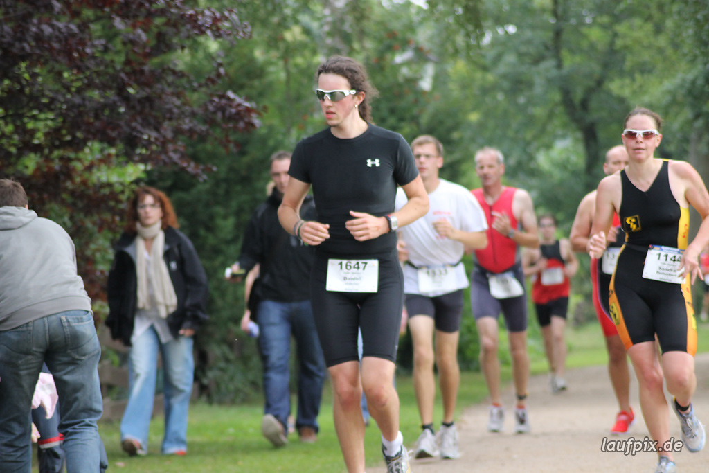 Sassenberger Triathlon - Run 2011 - 262