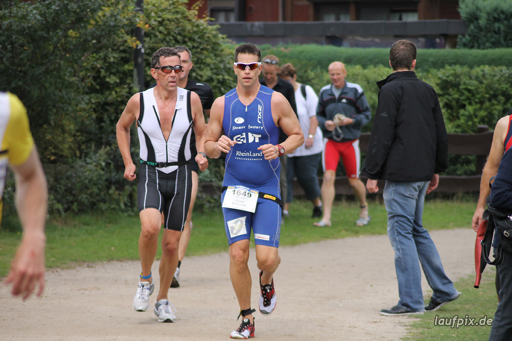Sassenberger Triathlon - Run 2011 - 309