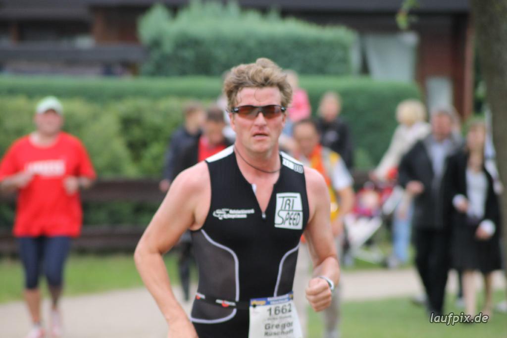 Sassenberger Triathlon - Run 2011 - 331