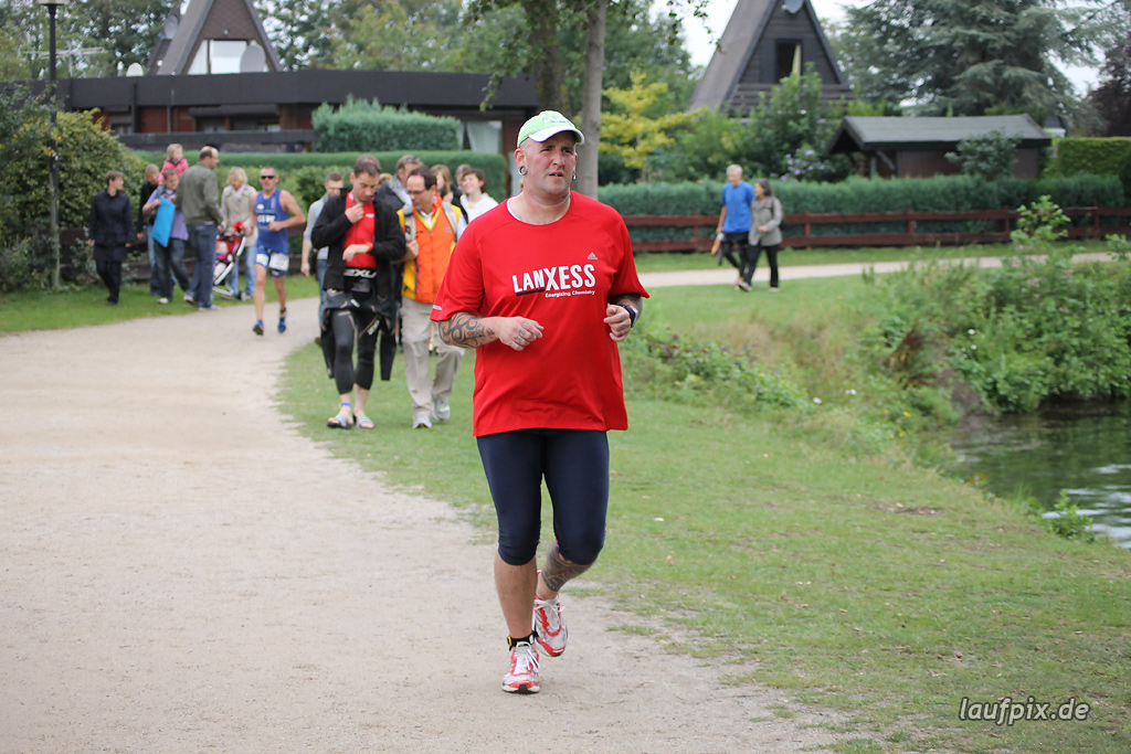 Sassenberger Triathlon - Run 2011 - 333