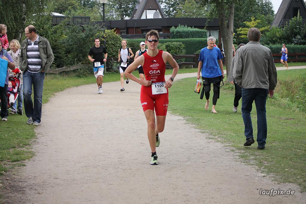 Sassenberger Triathlon - Run 2011 - 337