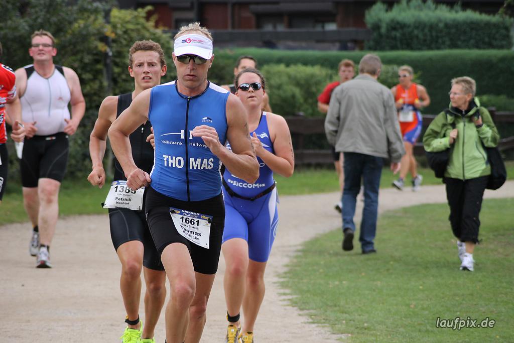 Sassenberger Triathlon - Run 2011 - 343