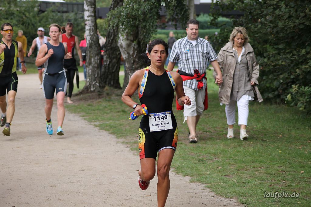 Sassenberger Triathlon - Run 2011 - 372