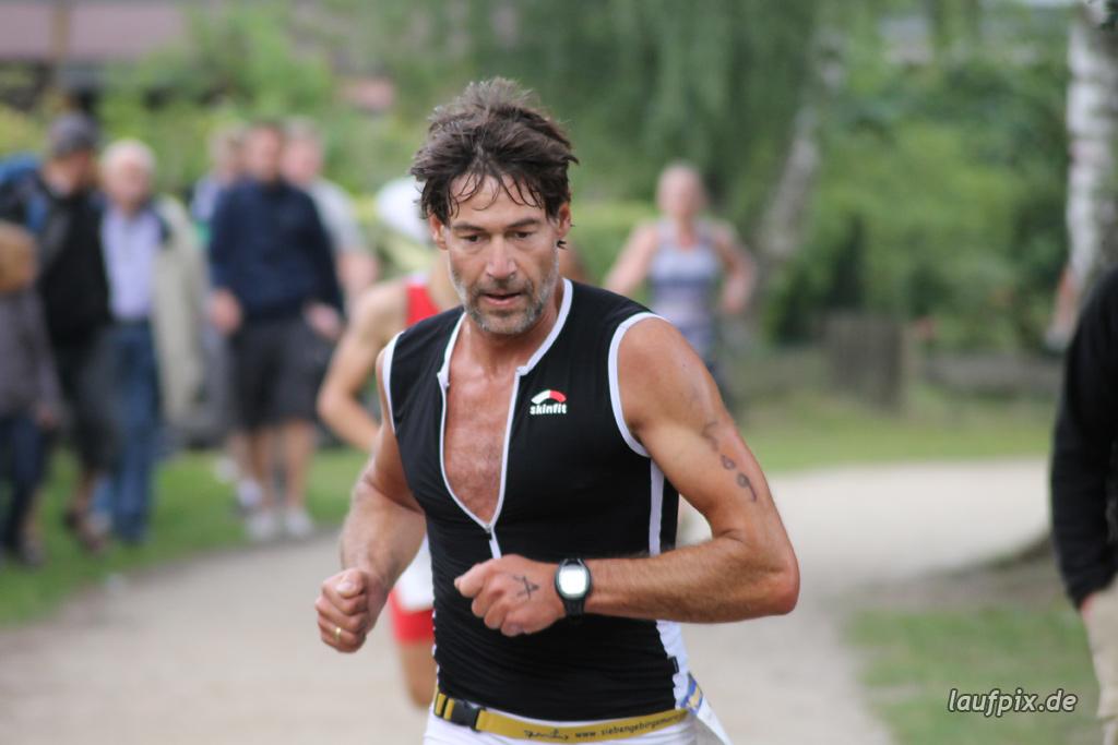 Sassenberger Triathlon - Run 2011 - 393