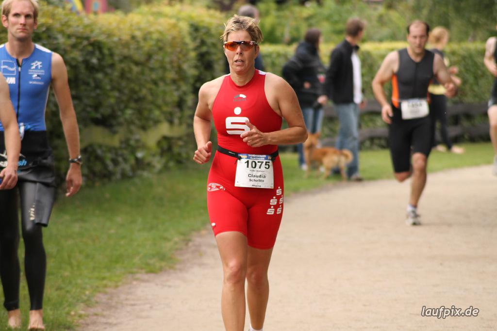 Sassenberger Triathlon - Run 2011 - 432