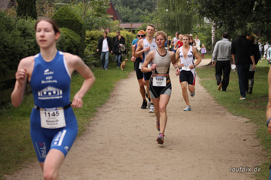 Sassenberger Triathlon - Run 2011 - 440
