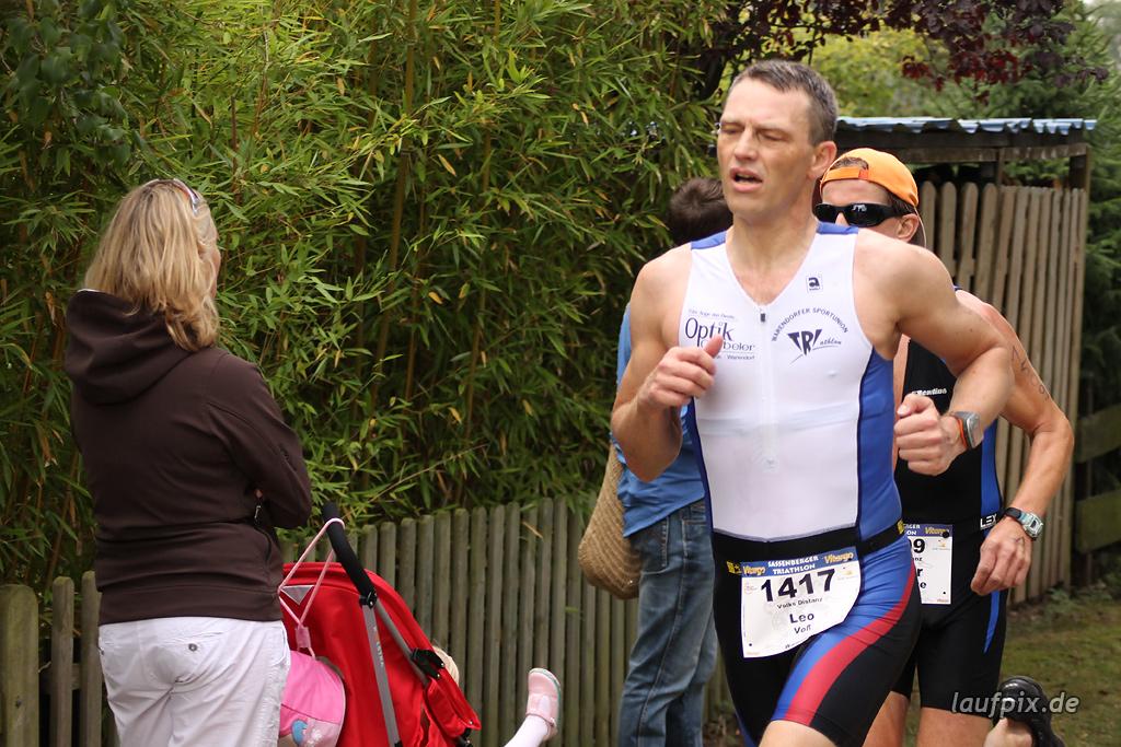 Sassenberger Triathlon - Run 2011 - 443