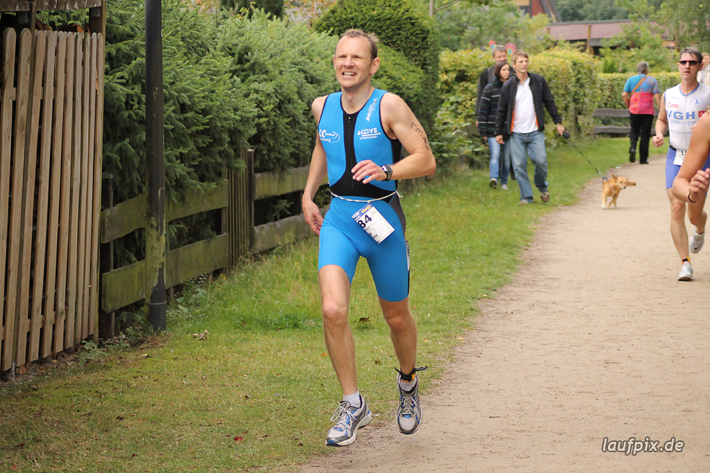 Sassenberger Triathlon - Run 2011 - 445