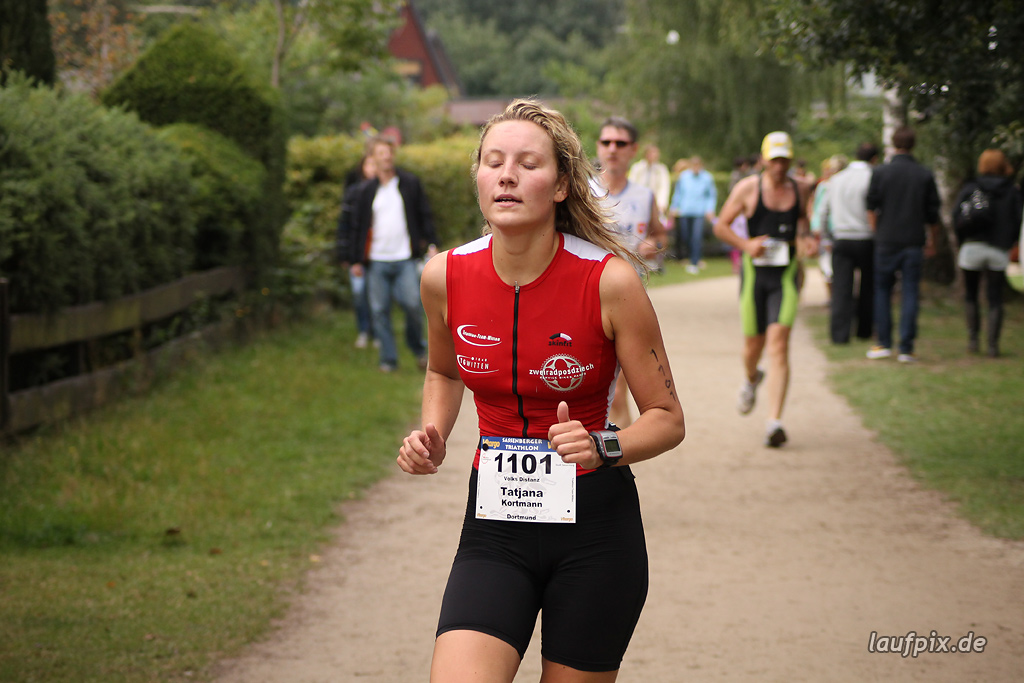 Sassenberger Triathlon - Run 2011 - 446