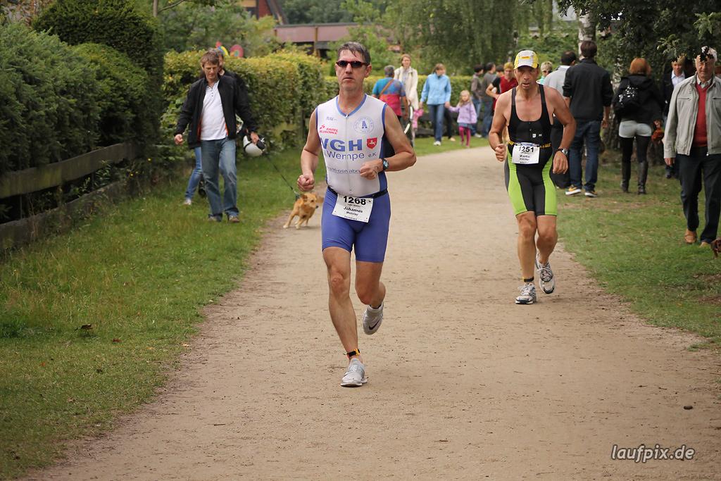 Sassenberger Triathlon - Run 2011 - 447