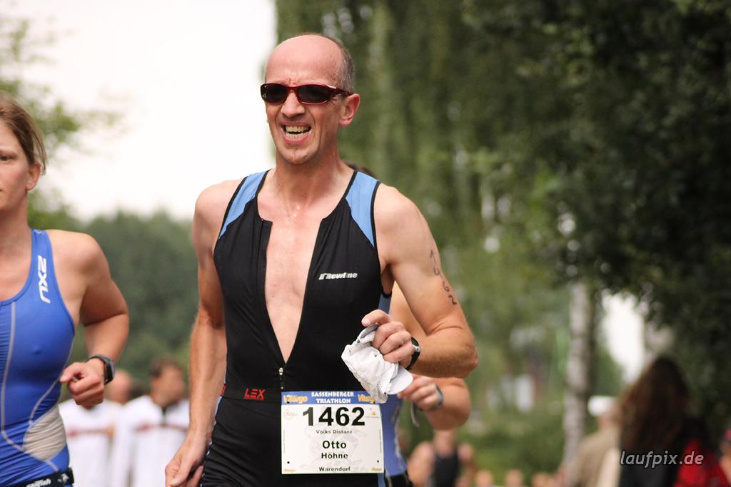 Sassenberger Triathlon - Run 2011 - 514