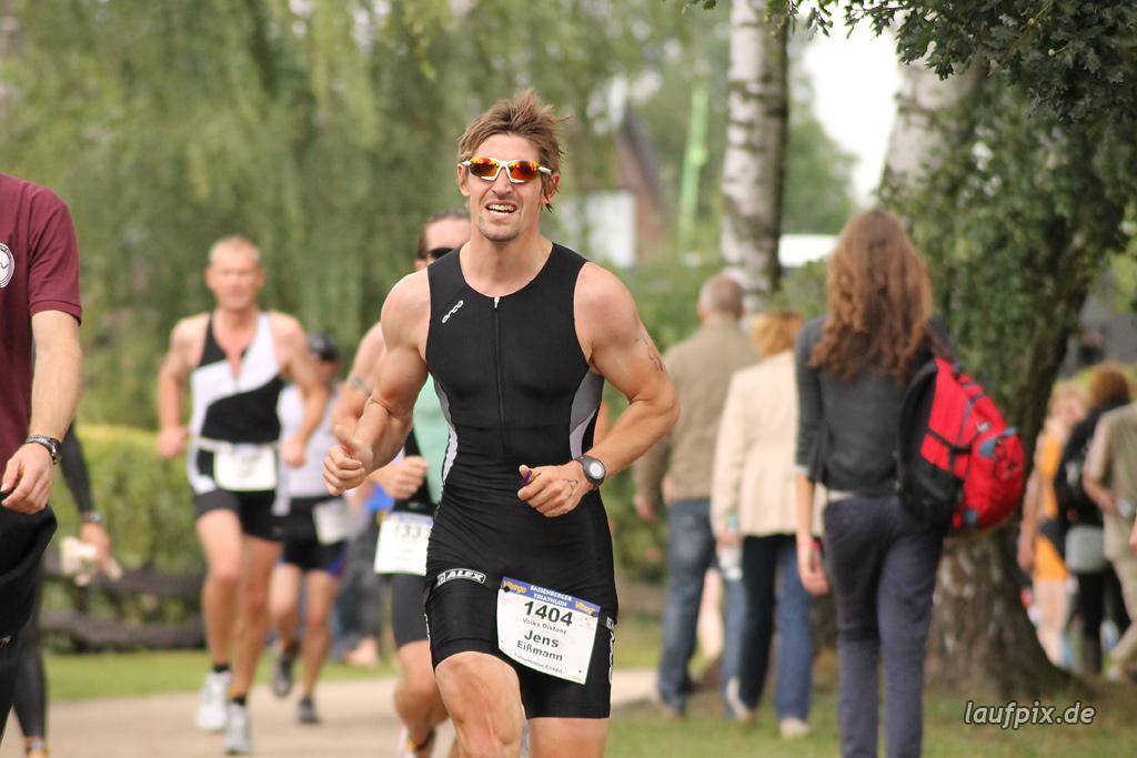 Sassenberger Triathlon - Run 2011 - 515