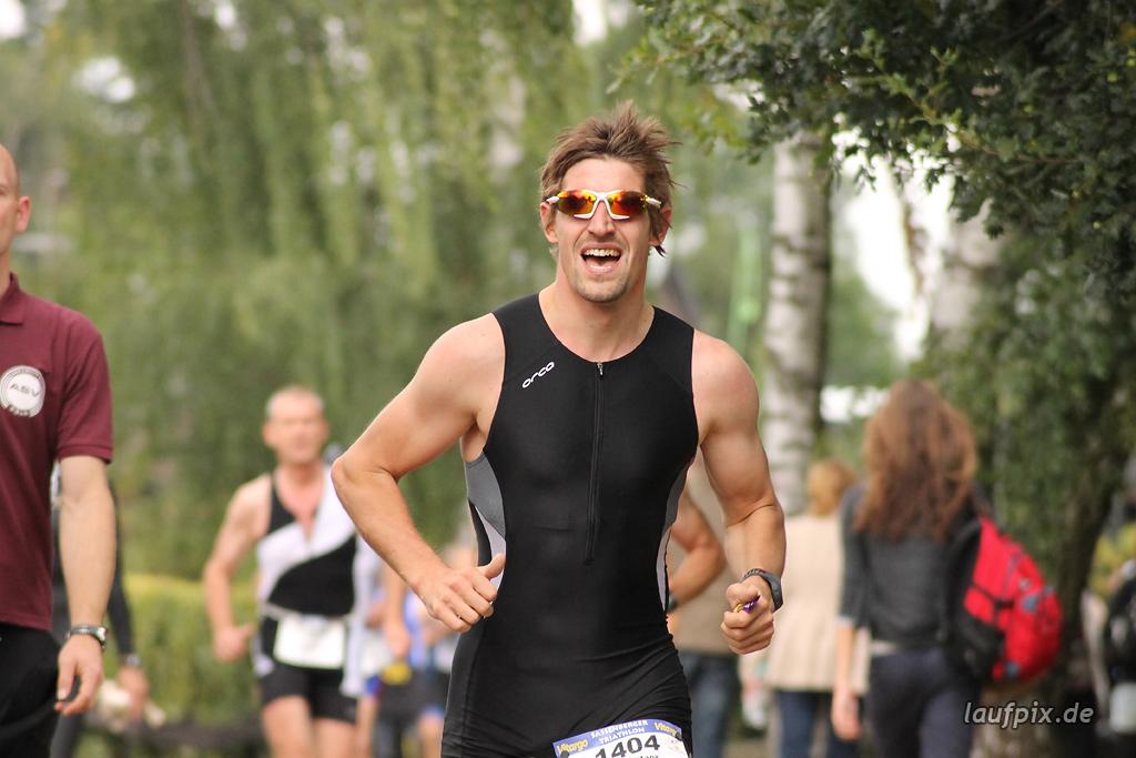 Sassenberger Triathlon - Run 2011 - 516