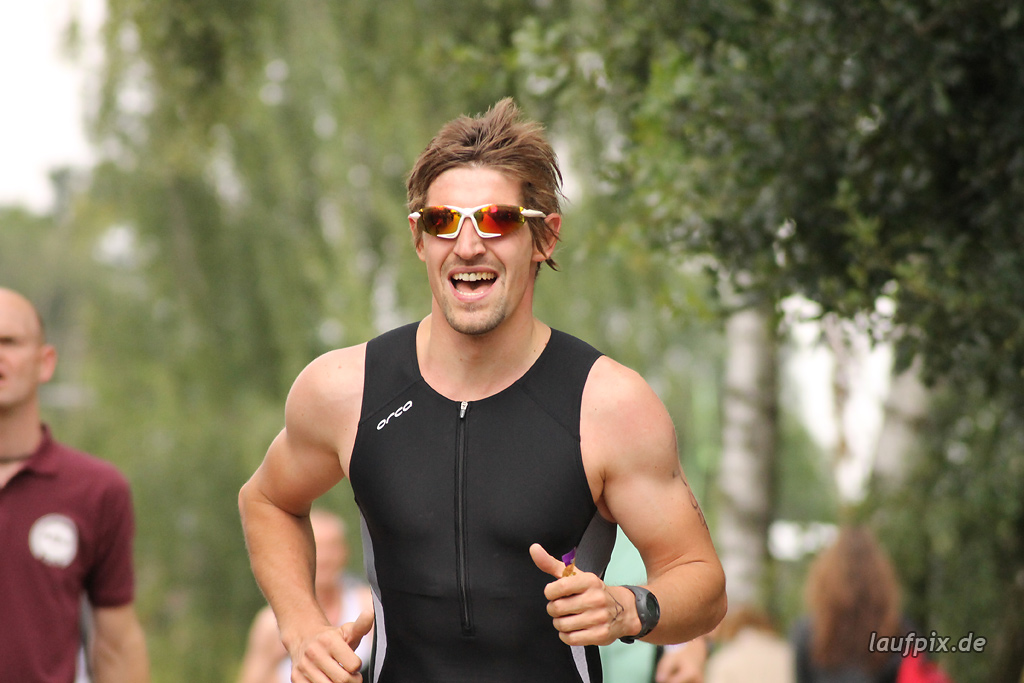Sassenberger Triathlon - Run 2011 - 517