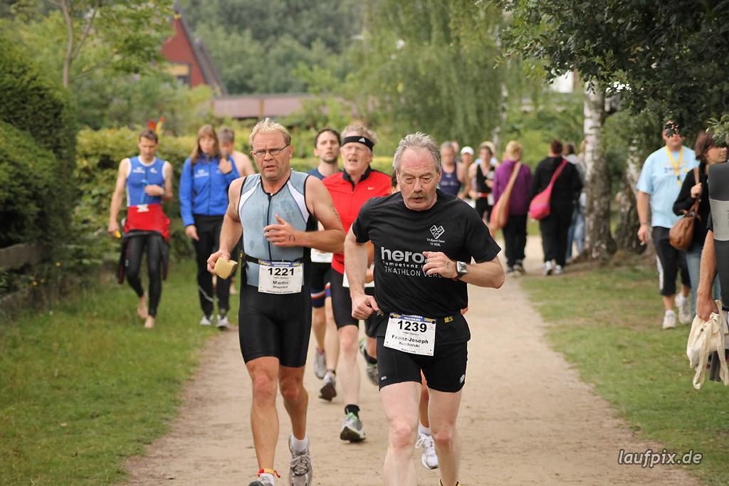 Sassenberger Triathlon - Run 2011 - 548
