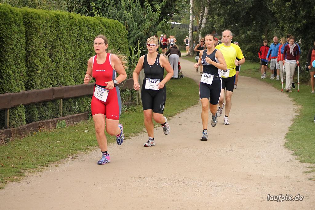 Sassenberger Triathlon - Run 2011 - 561