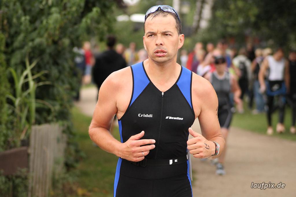 Sassenberger Triathlon - Run 2011 - 605