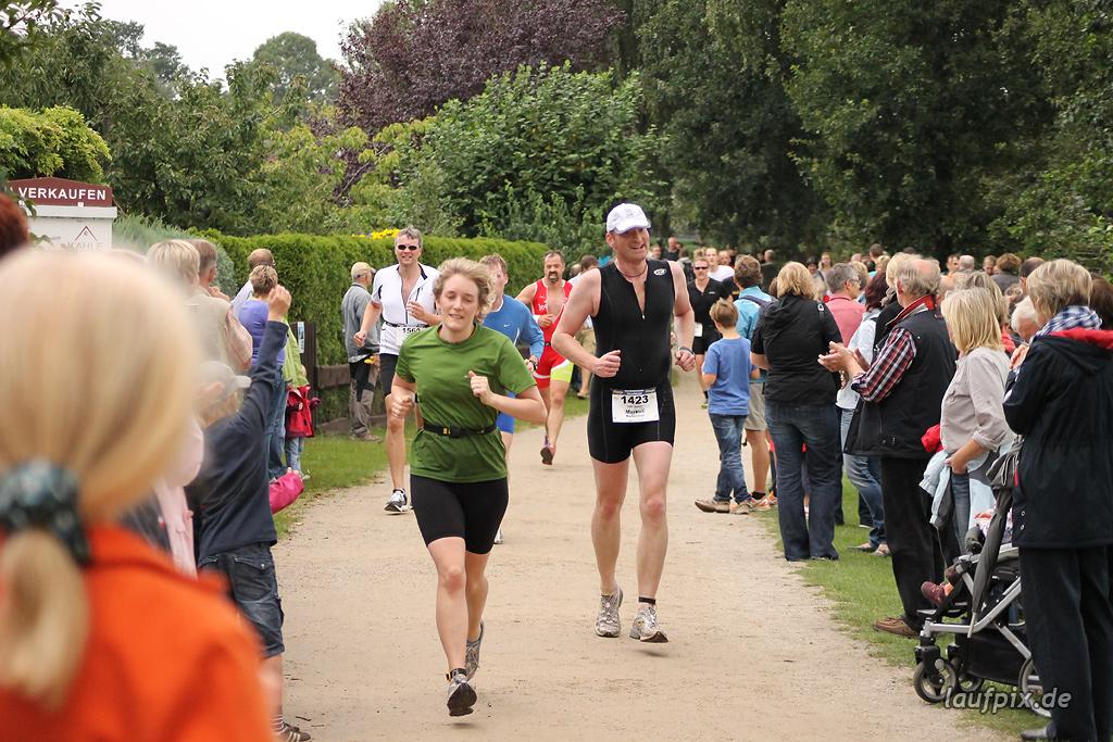 Sassenberger Triathlon - Run 2011 - 665