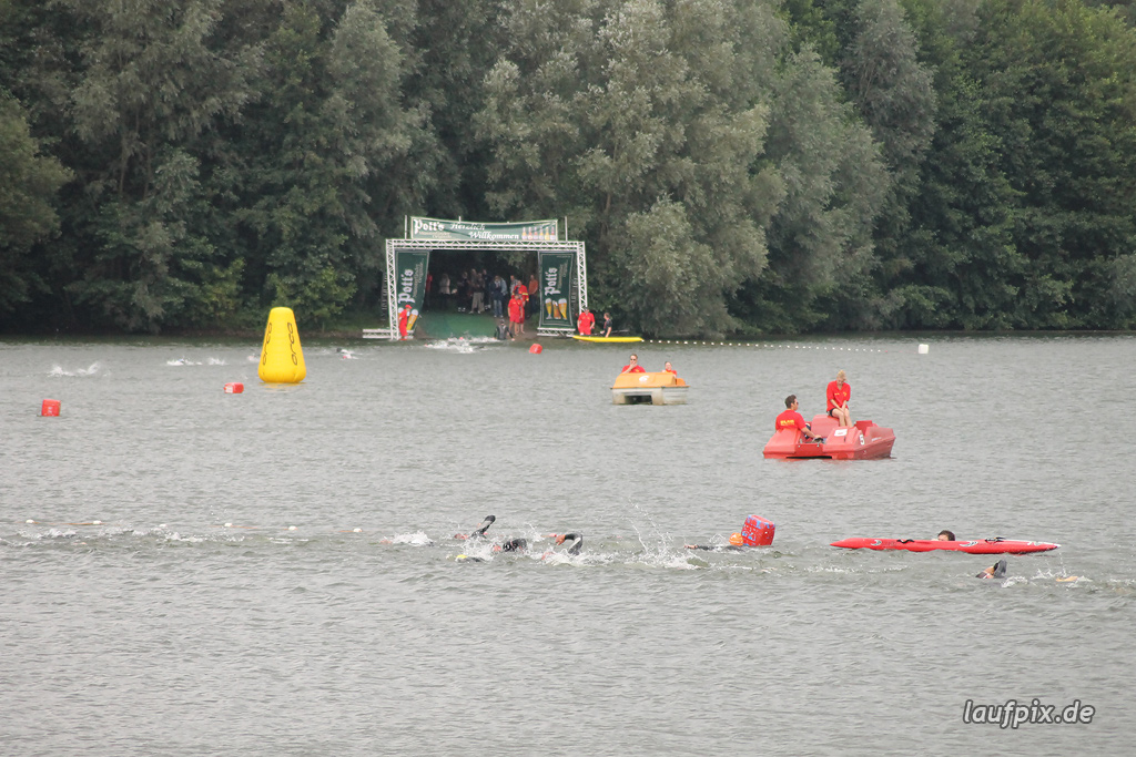 Sassenberger Triathlon - Run 2011 - 674