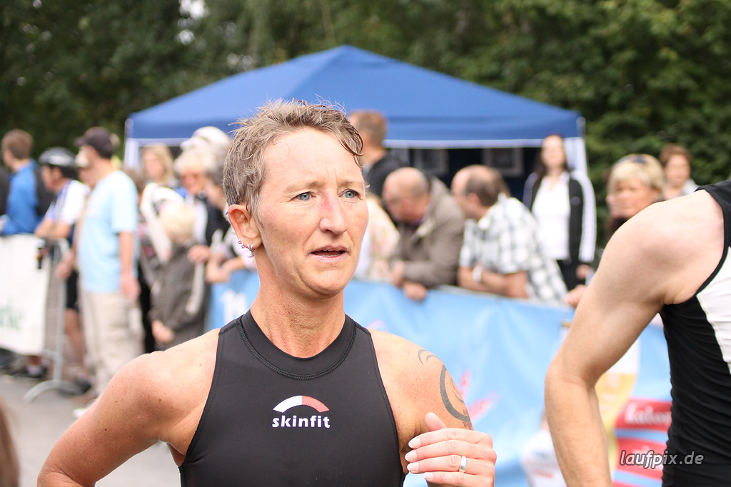 Sassenberger Triathlon - Run 2011 - 682