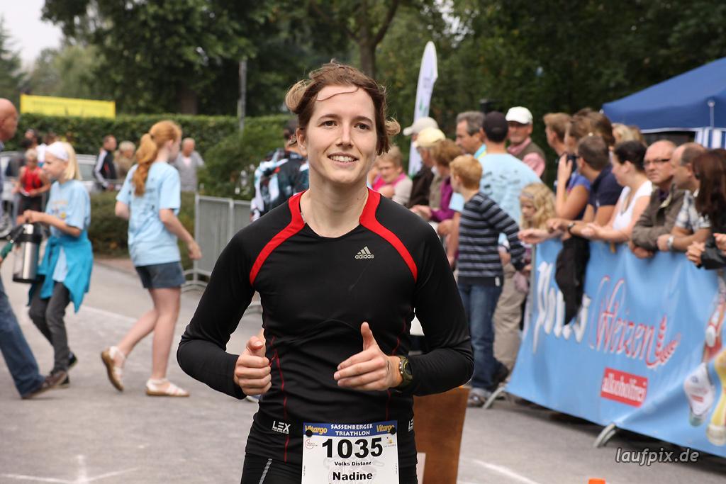 Sassenberger Triathlon - Run 2011 - 774