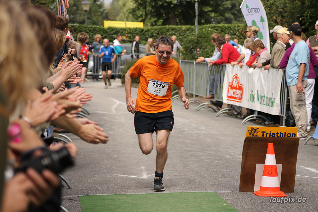 Sassenberger Triathlon - Run 2011 - 803
